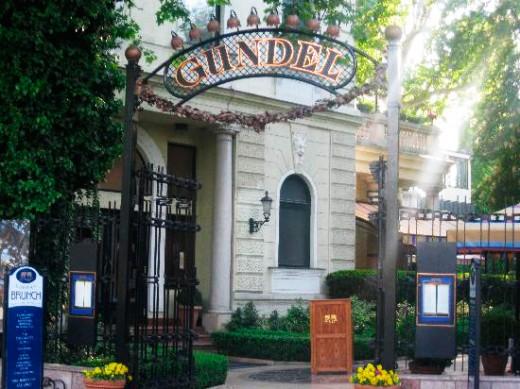Gundel - Budapeste