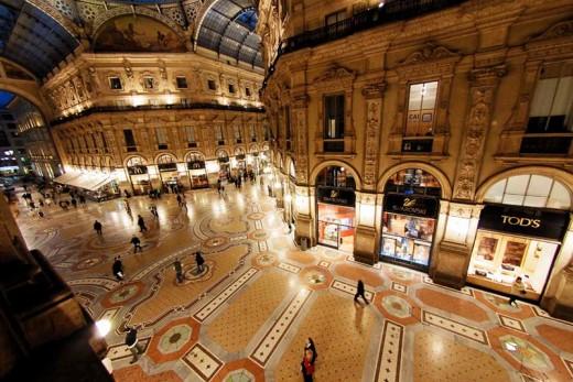 Seven Star Galleria Milão Itália