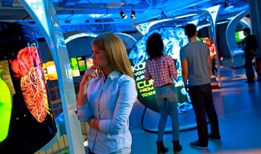 Túnel da Ciência Max Planck