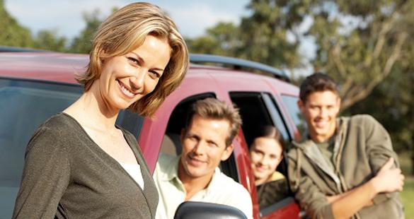 A mulher independente que sabe cuidar do veículo