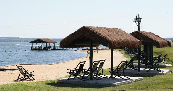 Lazer e diversão no Broa Golf Resort