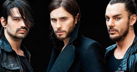 Thirty Seconds To Mars: show extra no Rio
