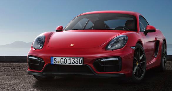 Porsche Boxster GTS e Cayman GTS