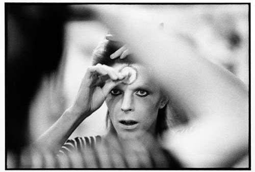 Exposição David Bowie