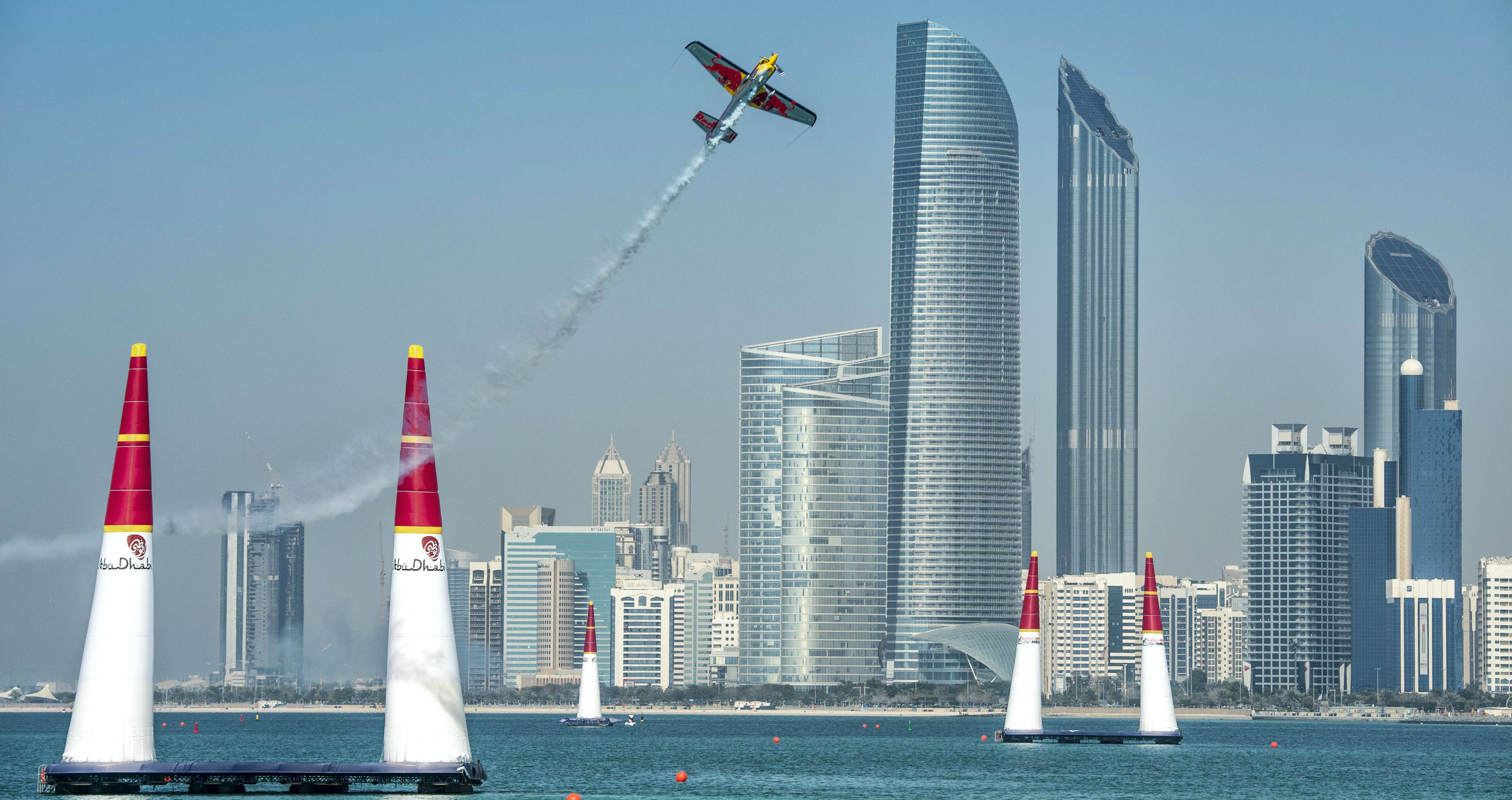 Red Bull Air Race está de volta