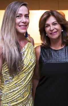 Luciana Romiero recebe convidados na Kitchens