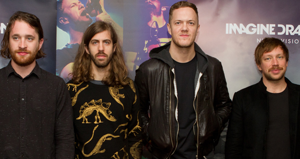 Fatos e fotos exclusivas do Imagine Dragons