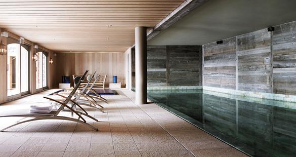 Hotel & SPA Le Crans nos Alpes Suíços