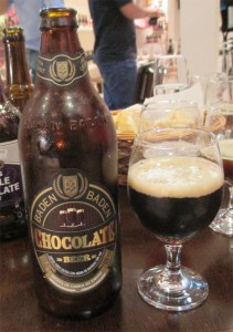 A Baden Baden Chocolate Beer de Campos do Jordão (Foto: Marcos Garcia/PPOW)