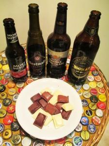 Cervejas Especiais harmonizadas com chocolate no Beer Specialist Série Especial Páscoa (Foto: Marcos Garcia/PPOW))