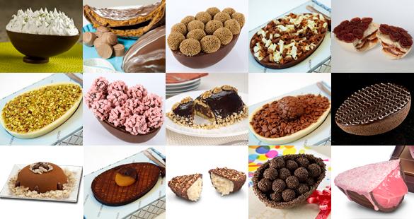 40 saborosos presentes de Páscoa