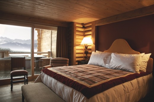 Le Crans Hotel & SPA ppow