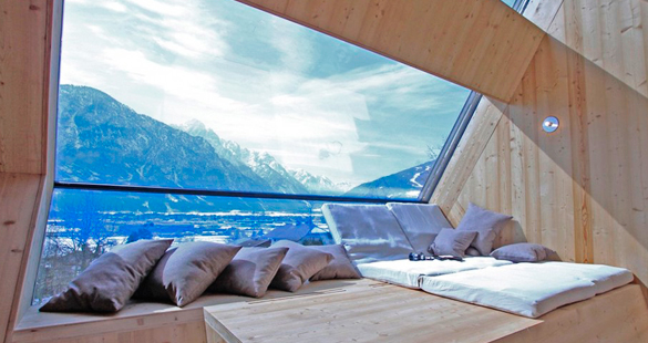 UFOGEL Holiday House de Peter Jungmann