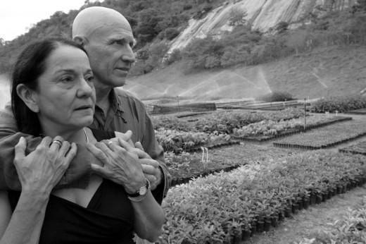 Sebastião Salgado & Lélia Deluiz Wanick Salgado
