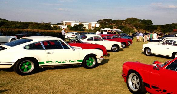 III Encontro de Porsches 356 e 911