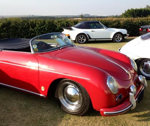 Ferdinand Porsche Speedster 1957