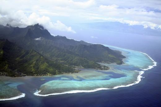 Moorea Island - Tahiti