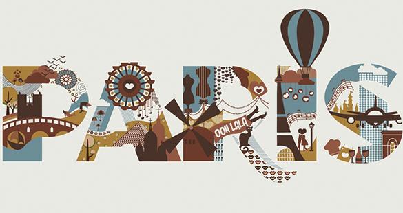 Paris por Tim Paza May