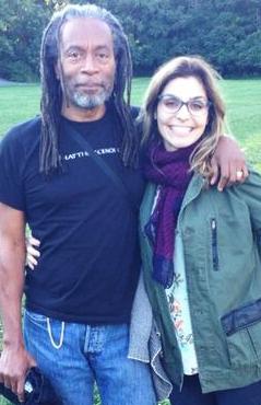 Aline Muniz encontra com Bobby McFerrin em NY