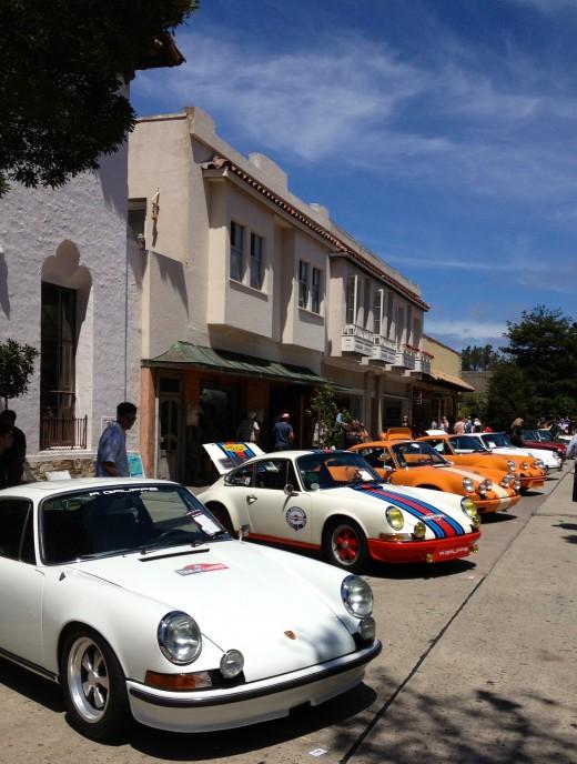 Porsche 911 R Gruppe - Customizados