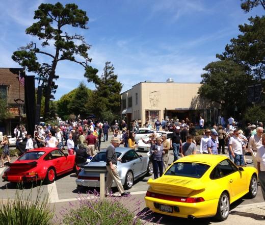 Porsches turbos modelos 930 - 964 - 993