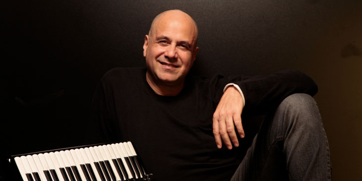 Toninho Ferragutti e Quinteto de Cordas