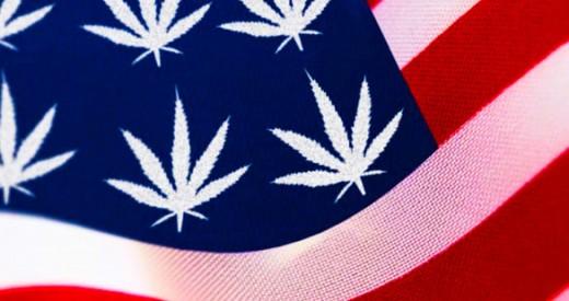 nova bandeira americana