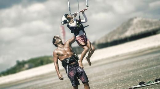 Kitesurf kids