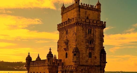 Estar em Lisboa…