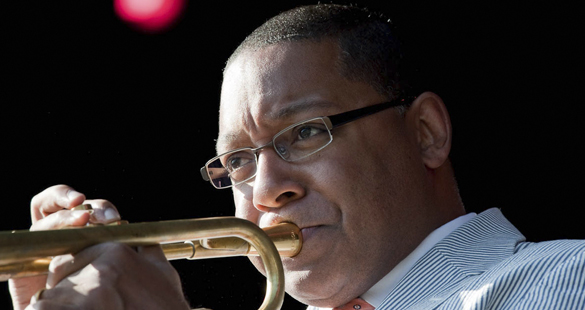 Wynton Marsalis e Jazz at Lincoln Center Orchestra em show gratuito