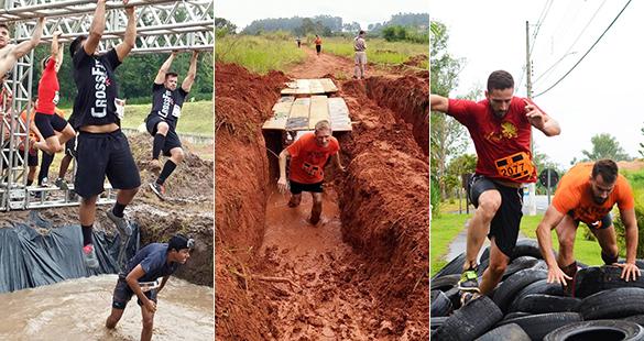 Desafios da maior corrida de obstáculos do país
