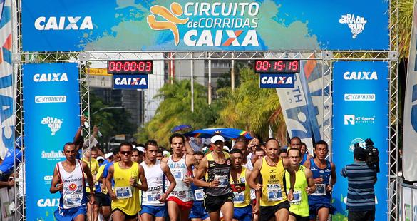 Recife encerra o Brazil Run Series/Circuito Caixa pelo Nordeste
