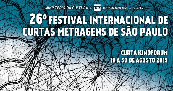 Festival de Curtas 2015 em SP