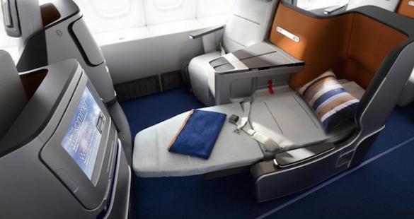 Lufthansa :: Nova Business Class em todos os aviões de longa distância