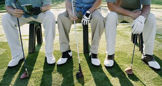 Jogue golfe em cinco hotéis de luxo