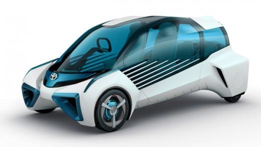 Toyota apresenta pela primeira vez seu conceito FCV Plus, que incorpora a visão da marca sobre o futuro da mobilidade baseado no hidrogênio