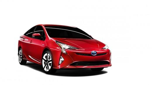 Recentemente apresentado em Las Vegas e também no Salão de Frankfurt, novo Prius faz sua estreia no Japão durante o Salão de Tóquio
