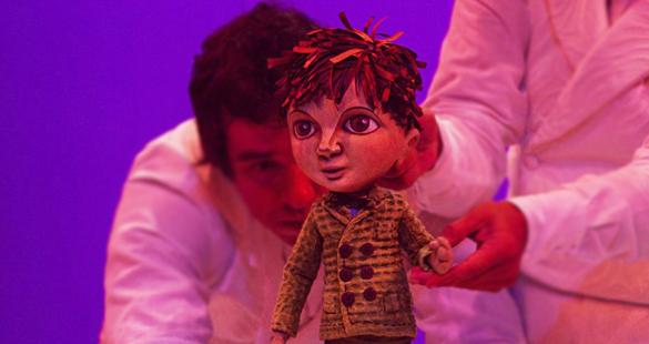 Peça infantil premiada, o Gigante Egoísta estreia dia 16