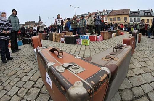 Dar uma volta com uma mala no Equador  (Divulgação)