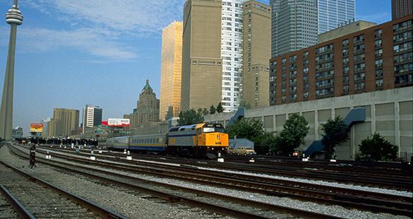 VIA Rail – Conheça o Canadá de trem!