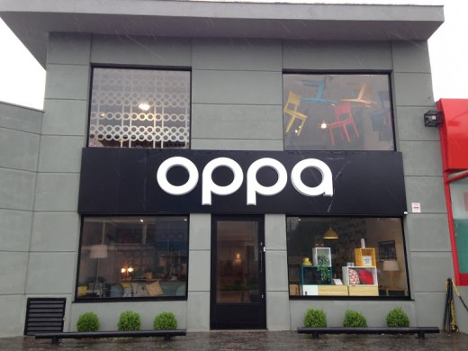 Oppa_fachada Ribeirão Preto
