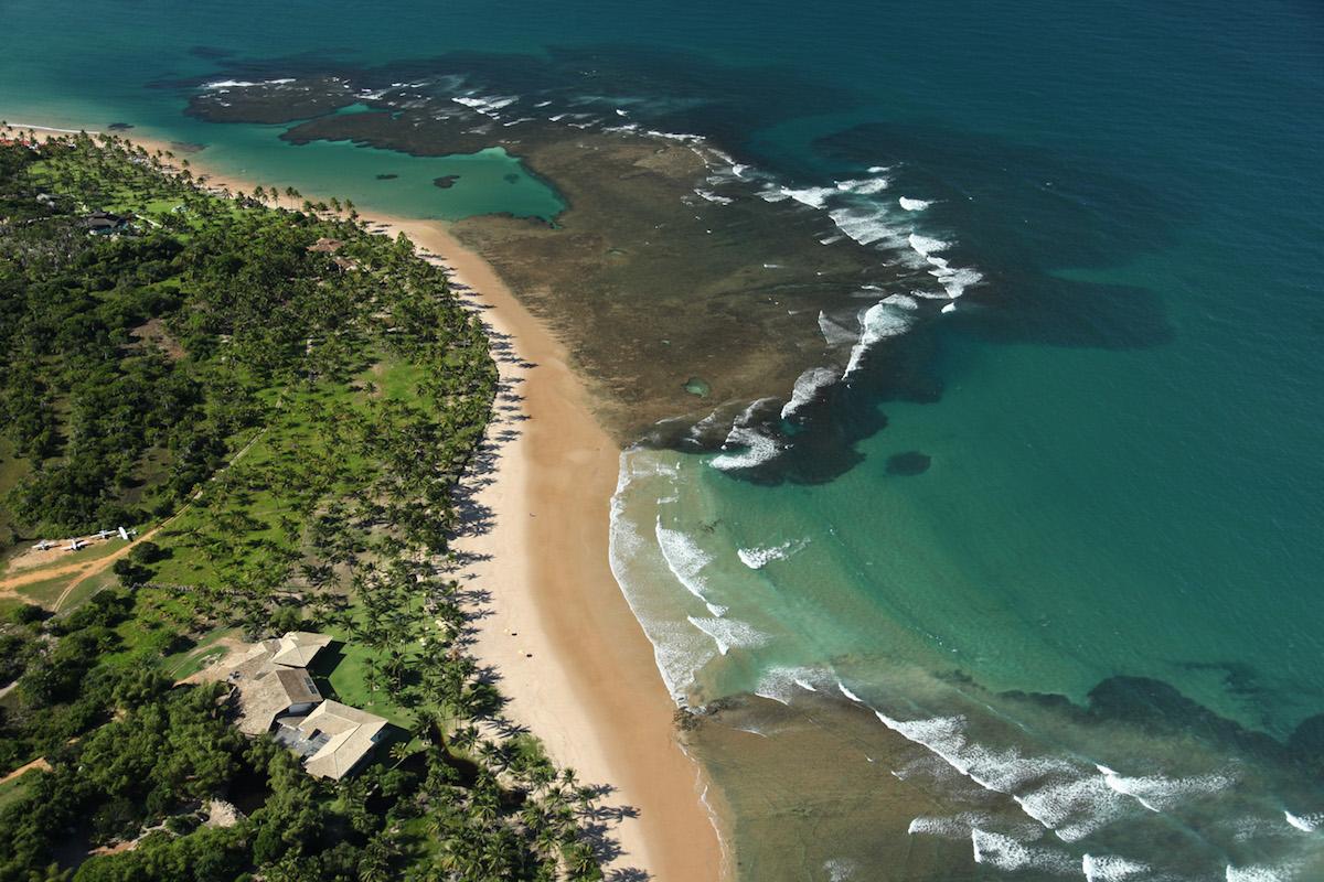 Março é época ideal para visitar a Península de Maraú | BA