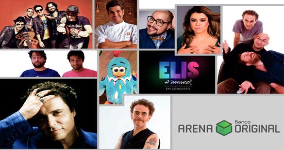 Festival Arena Banco Original