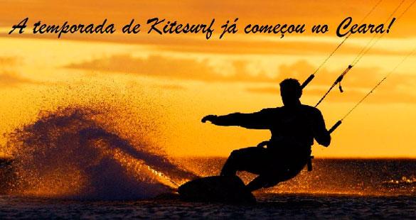Ceará é garantia de vento todo ano!