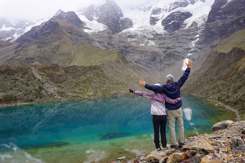 Salkantay e a mítica Machu Picchu
