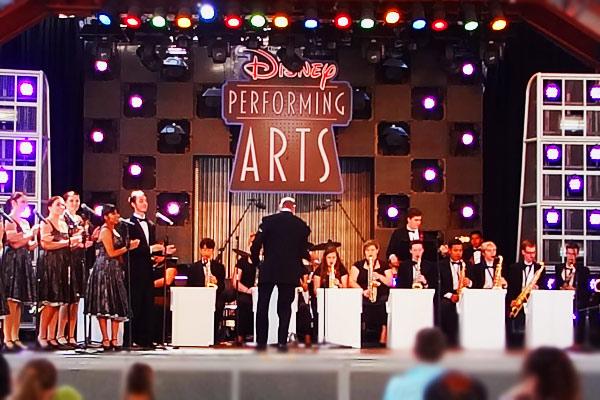 Audições Abertas para Músicos se apresentarem no Disney Performing Arts 2017