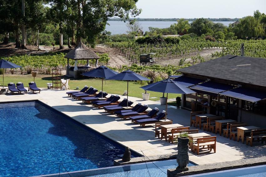 Hyatt Carmelo :: Um belo resort no Uruguay