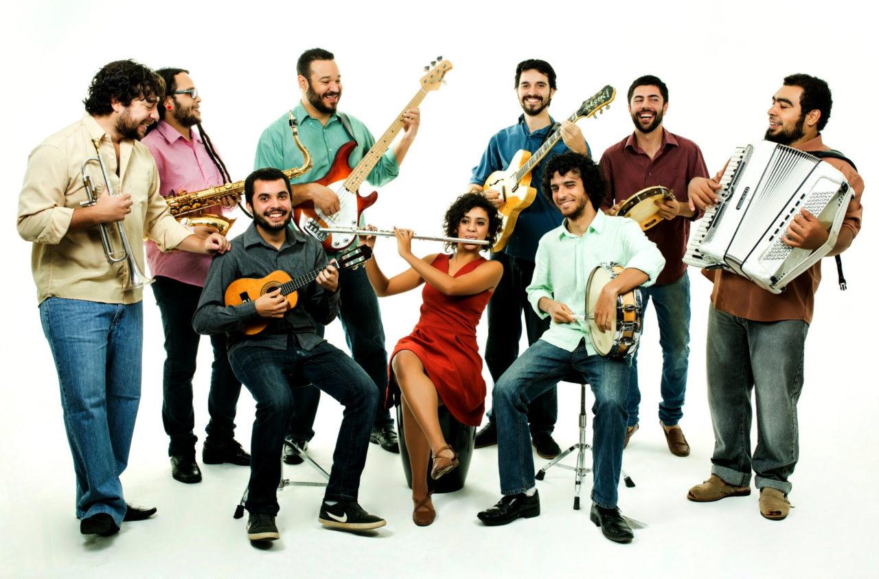 Tributo a Pixinguinha com Orquestra de Choro Campineira no Teatro do Sesi-SP