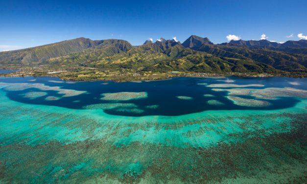 Atol de Tikehau, na Polinésia Francesa