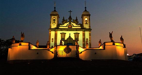 Viagem imperdível as cidades históricas Mineiras + Inhotim